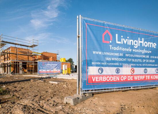 Livinghome Tienen - Traditionele woningbouw